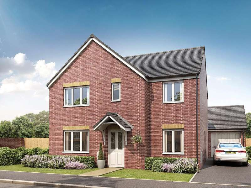 5 Bedrooms House for sale in The Holywell, Waters Edge, Heyford Avenue, Buckshaw Village, PR7 7LB