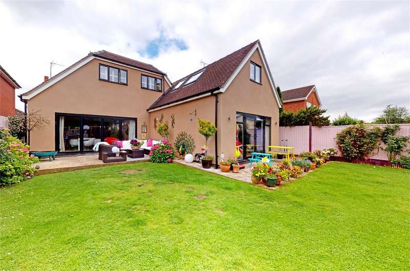 5 Bedrooms Detached House for sale in Cheltenham, Gloucestershire