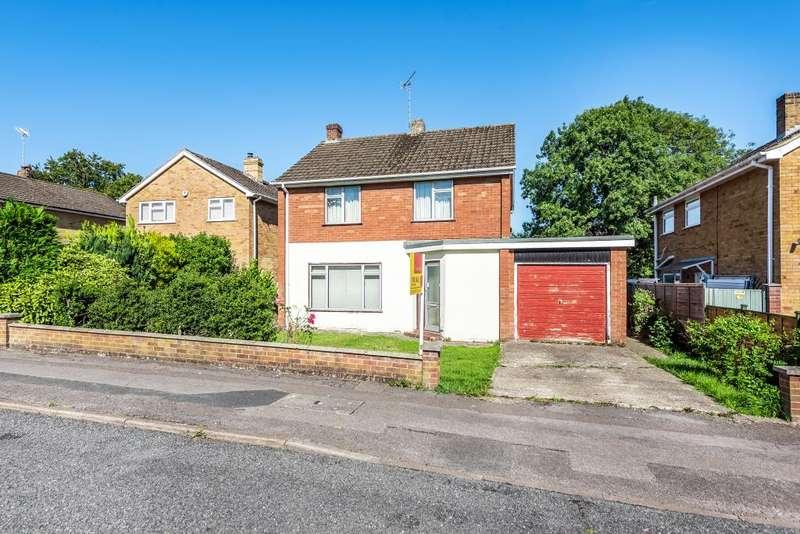3 Bedrooms Detached House for sale in Newbury, Berkshire, RG14