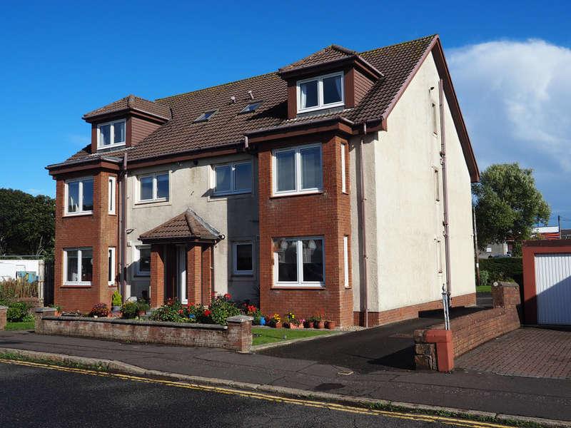2 Bedrooms Flat for sale in Midton Road, Prestwick, KA9