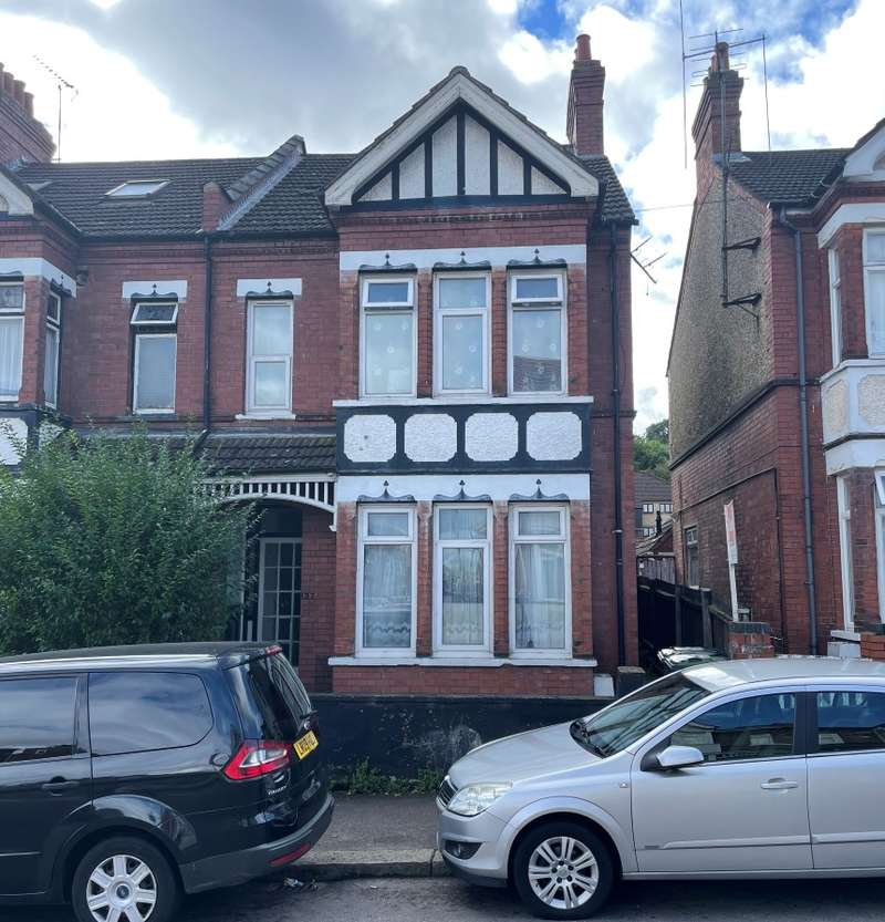4 Bedrooms Semi Detached House for sale in 137 Ashburnham Road, Luton, Bedfordshire, LU1 1JW