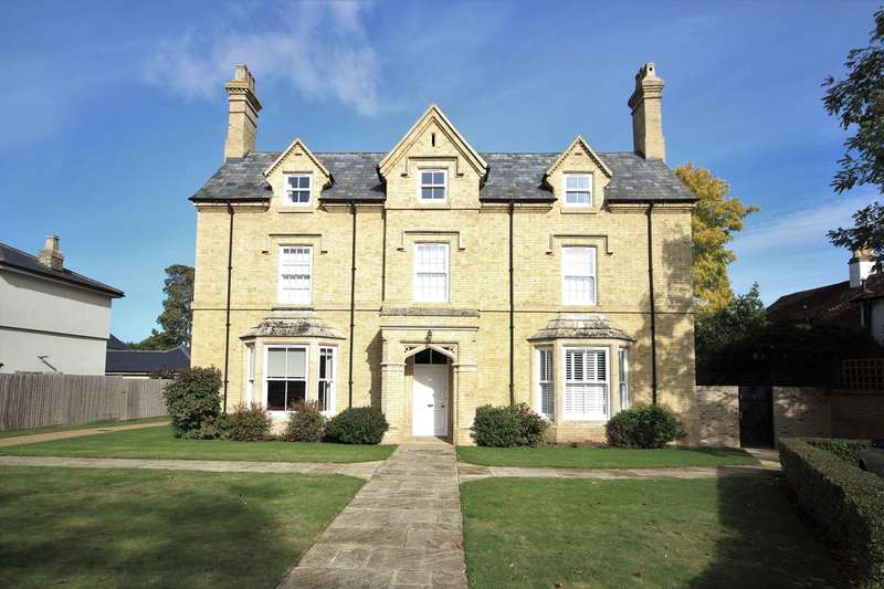 2 Bedrooms Apartment Flat for sale in Ampthill Road, Silsoe, Bedfordshire, MK45
