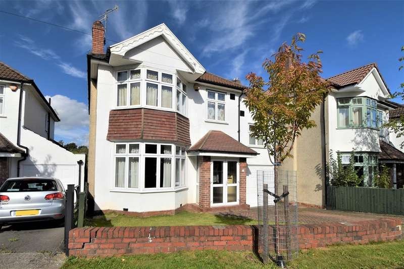 4 Bedrooms Detached House for sale in Kewstoke Road, Stoke Bishop