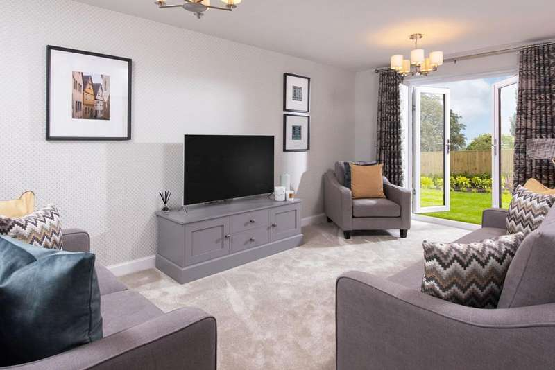 4 Bedrooms House for sale in Alderney, The Brooks, Barrow, Whalley Road, Barrow, BB7 9BN