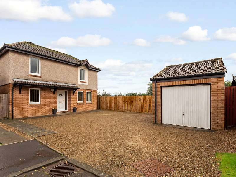 4 Bedrooms Detached House for sale in Inverclyde View, Largs