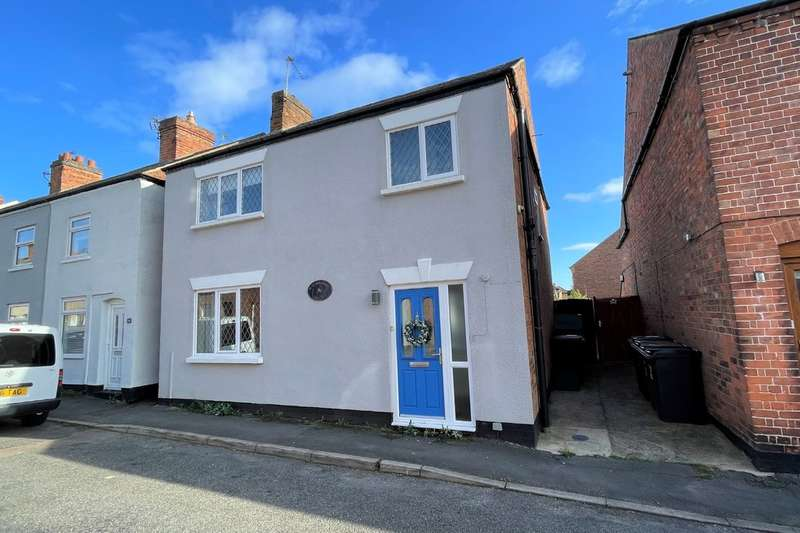 3 Bedrooms Detached House for sale in New Street, Asfordby
