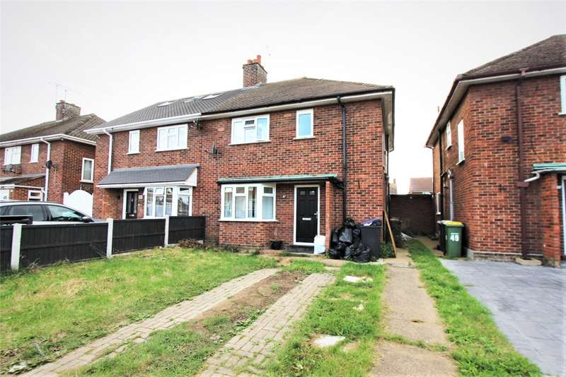 3 Bedrooms Semi Detached House for sale in The Drive, Rochford, SS4