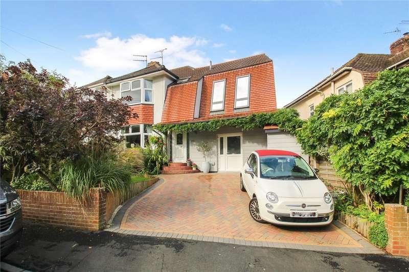 3 Bedrooms Property for sale in Ellesmere Road, Brislington BS4