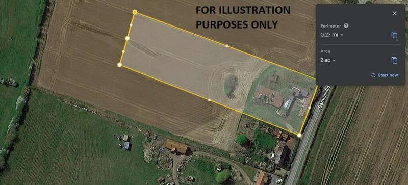 Residential Development Commercial for sale in Lovedowns Farm barn, buildings and land