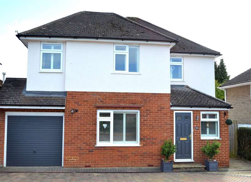 4 Bedrooms Detached House for sale in Farm Road, Maidenhead, Berkshire, SL6