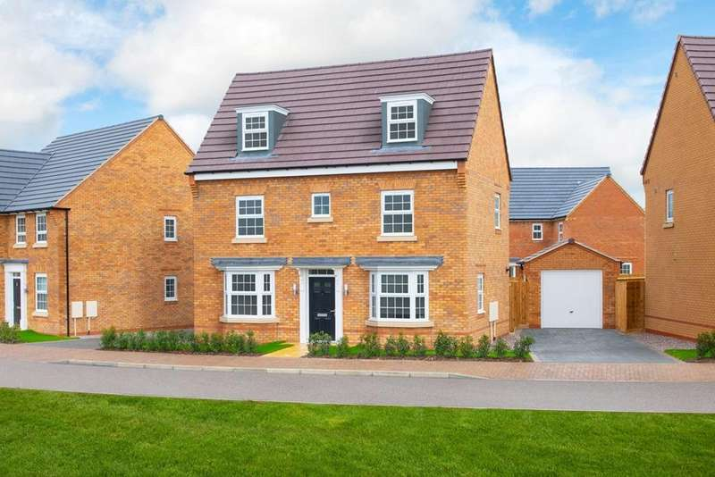 5 Bedrooms House for sale in Emerson, Willow Grove, Southern Cross, Wixams, Wixams, MK42 6AW