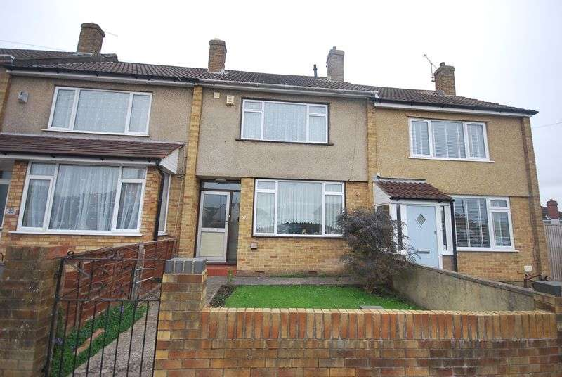 3 Bedrooms Property for sale in Rossiters Lane, St. George, Bristol BS5 8TN
