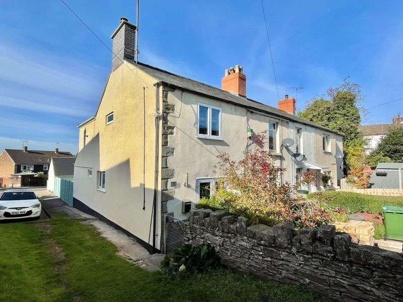 2 Bedrooms Property for sale in High Street, Cinderford