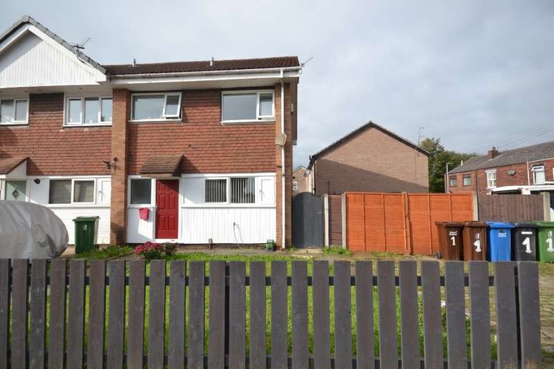 3 Bedrooms Town House for sale in Sefton Road, , Wigan, WN3 6QU