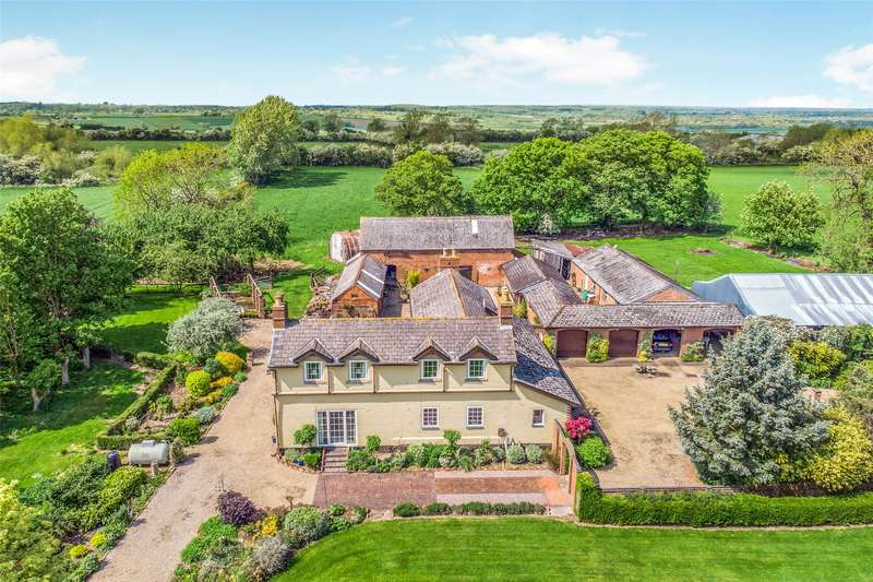 4 Bedrooms Detached House for sale in Green Lane, Hickling Pastures, Melton Mowbray