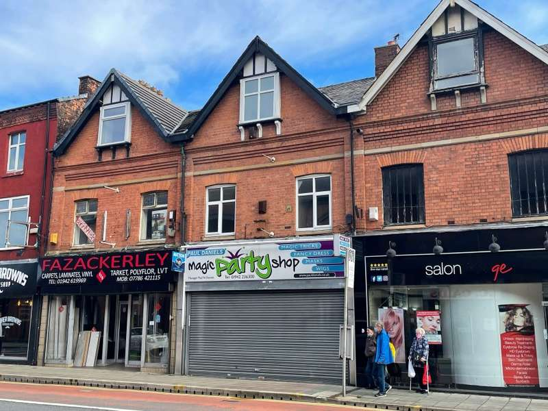 Commercial Property for sale in 49 Mesnes Street, Wigan, Lancashire