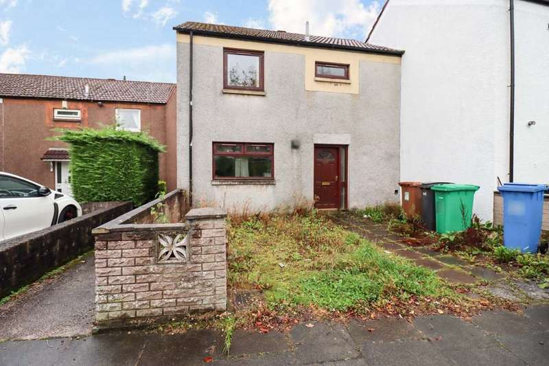 3 Bedrooms End Of Terrace House for sale in Hatton Green, Glenrothes, Fife, KY7