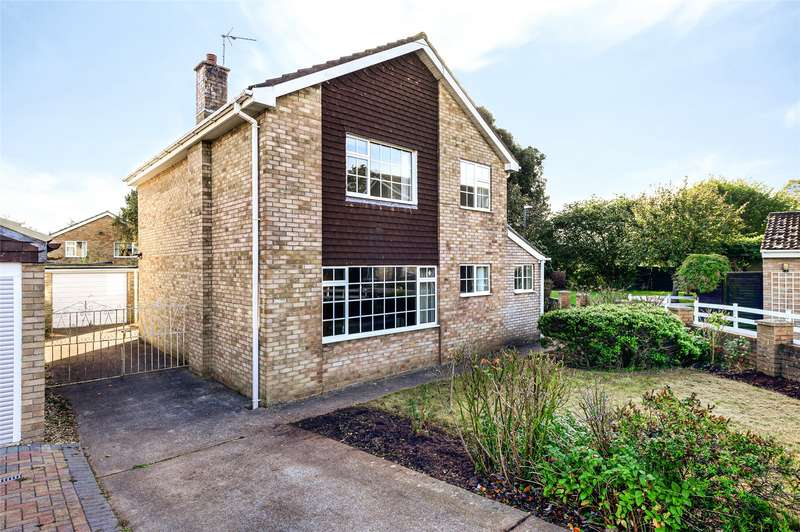 4 Bedrooms Detached House for sale in Roseville Avenue, Longwell Green, Bristol, BS30
