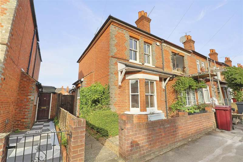 2 Bedrooms End Of Terrace House for sale in Cromwell Road, Caversham, Reading