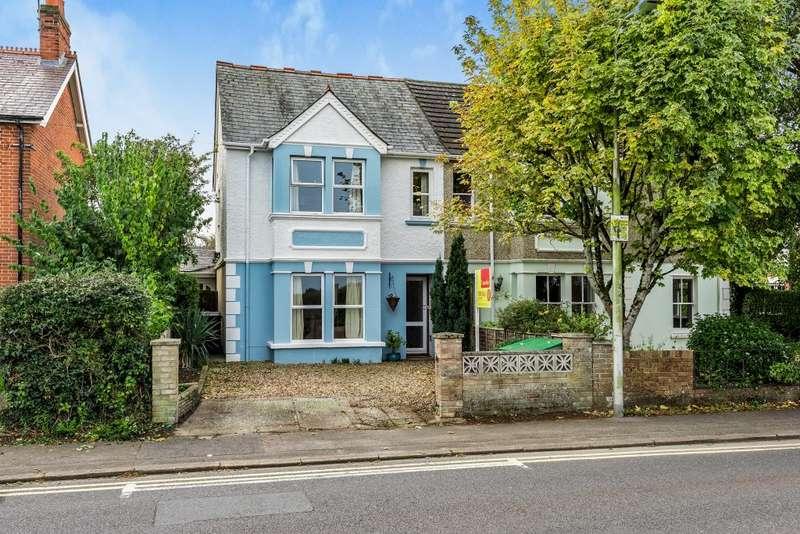 3 Bedrooms Semi Detached House for sale in Newbury, West Berkshire, RG14