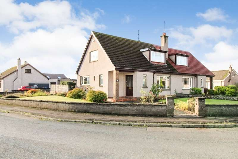 3 Bedrooms Semi Detached House for sale in Beech Park, Leven, KY8
