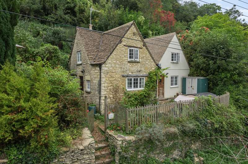 3 Bedrooms Detached House for sale in Washpool, Horsley, Nr Nailsworth, GL6
