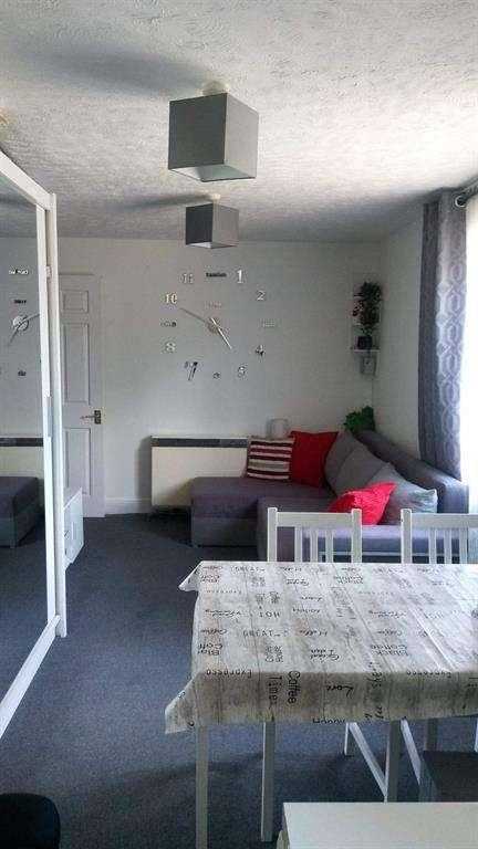 1 Bedroom Studio Flat for rent in Bernice Close, Rainham
