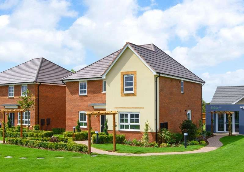 5 Bedrooms House for sale in Lamberton, Willow Grove, Southern Cross, Wixams, Wilstead, MK42 6AW