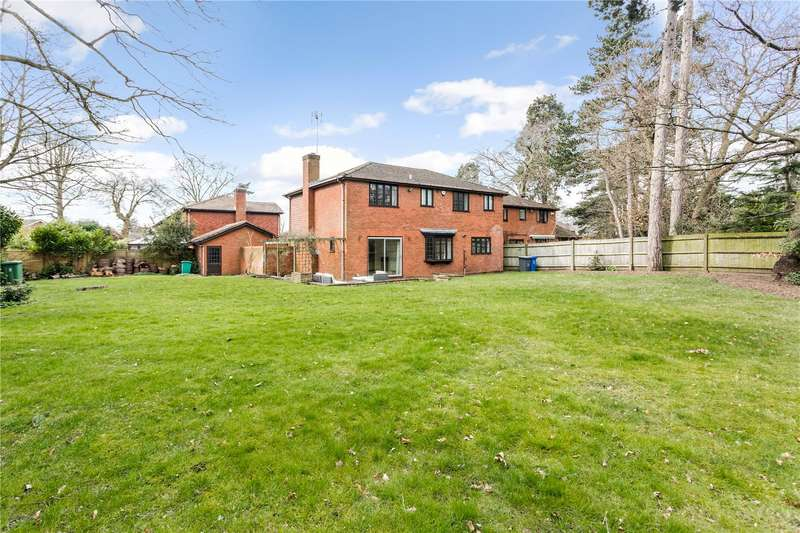 4 Bedrooms Detached House for sale in Parkside, Maidenhead, Berkshire, SL6
