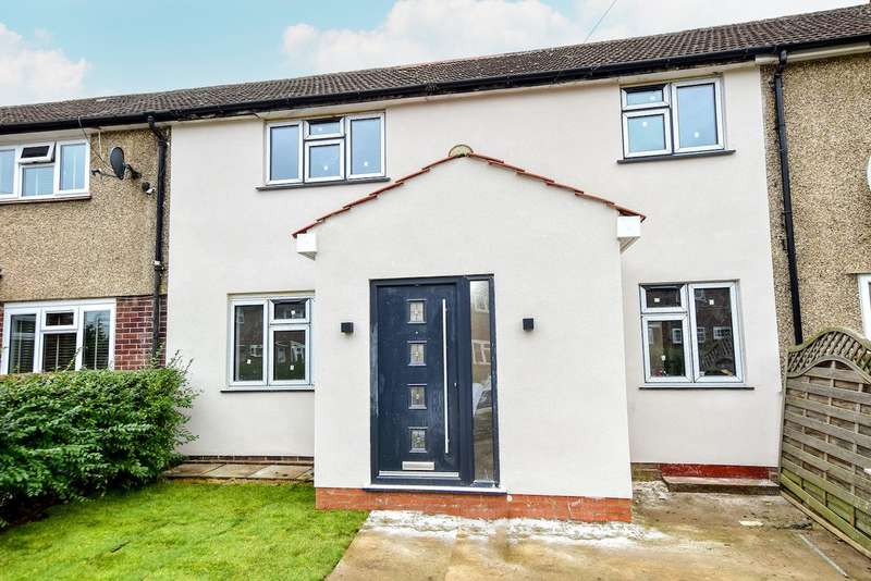 4 Bedrooms Terraced House for sale in Farm Crescent, Slough, SL2