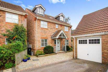 6 Bedrooms Detached House for sale in The Paddocks, Downend, Bristol, .