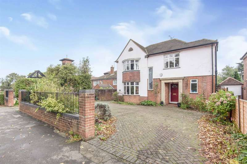 6 Bedrooms Detached House for sale in Liebenrood Road, Reading, RG30