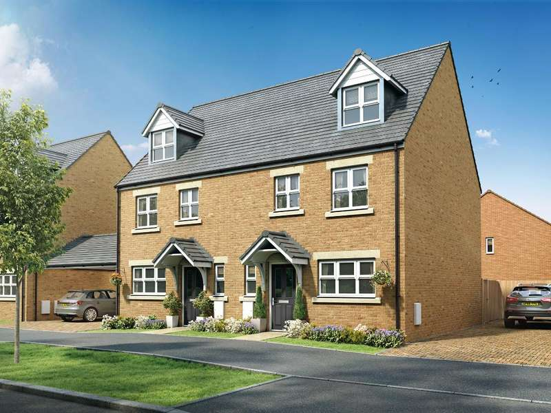 4 Bedrooms House for sale in The Leicester, Flint Grange, Thorpe Road, Clacton-on-Sea, CO16 9SA