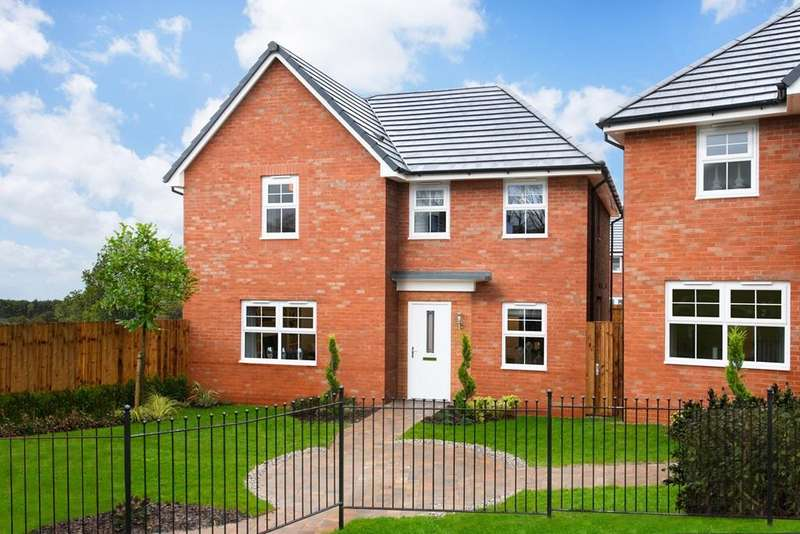 4 Bedrooms House for sale in Radleigh, The Brooks, Barrow, Whalley Road, Barrow, BB7 9BN
