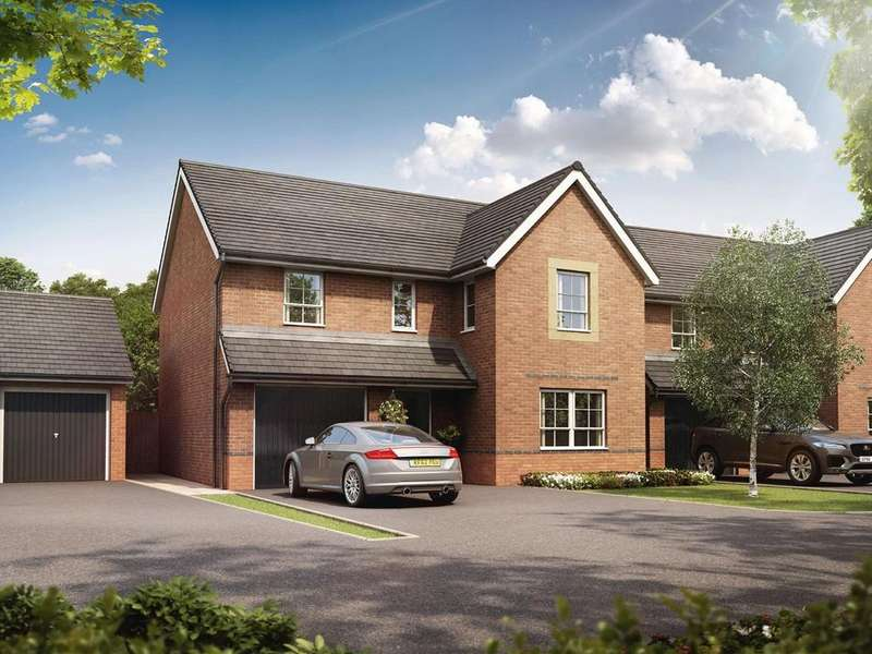4 Bedrooms House for sale in Hale, The Brooks, Barrow, Whalley Road, Barrow, BB7 9BN