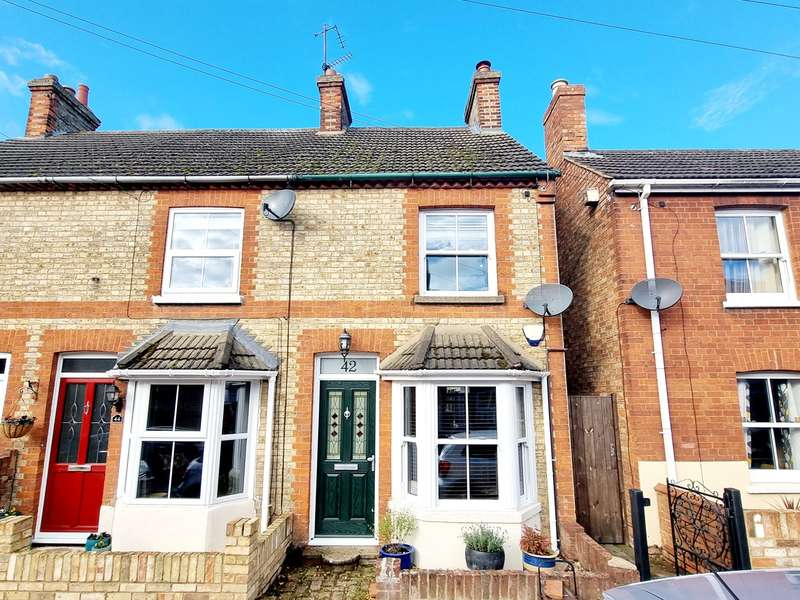2 Bedrooms End Of Terrace House for sale in Arthur Street, Ampthill, Bedfordshire, MK45