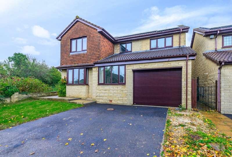 5 Bedrooms Detached House for sale in Colthurst Drive, Hanham, Bristol, BS15