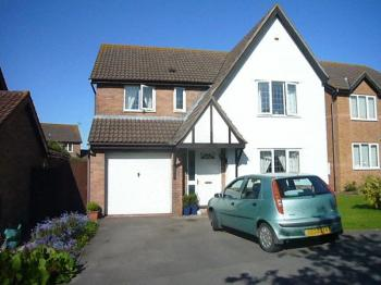 4 Bedrooms Detached House for sale in Hearte Close, Rhoose