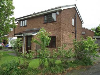 2 Bedrooms Semi Detached House for sale in Higher Wheat Lane, Rochdale. Two bed semi detached with off road parking, front and rear gardens and is ideal for a FTB.