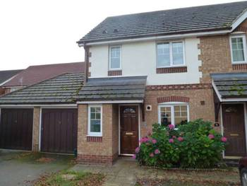 3 Bedrooms Semi Detached House for rent in Rivets Close, Aylesbury *REDUCED REFERENCING FEES*