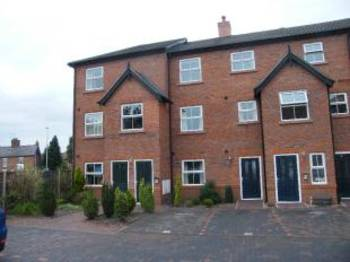 2 Bedrooms Flat for sale in The Gatehouse, Hastings Road, Nantwich, Cheshire
