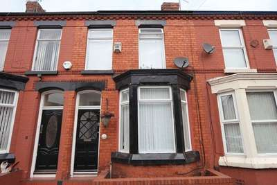 3 Bedrooms Terraced House for sale in Homerton Road, Kensington, Liverpool, L6