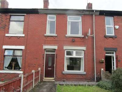 2 Bedrooms Terraced House for sale in Lloyd Street, Sudden, Rochdale OL11 3QH