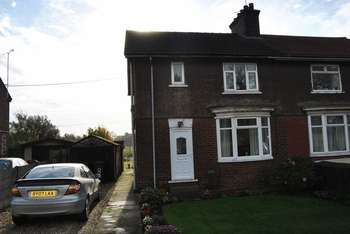 3 Bedrooms Semi Detached House for sale in High Santon Villas, High Santon, Scunthorpe