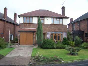 3 Bedrooms Detached House for sale in Kniveton Park, Ilkeston, DE7