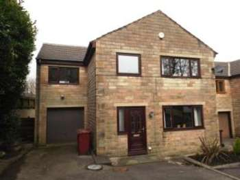 4 Bedrooms Detached House for sale in Healey Court, Burnley, Lancashire