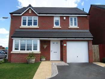 4 Bedrooms Detached House for sale in Thistleton Close, St Helens