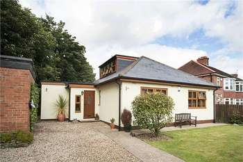 3 Bedrooms Detached Bungalow for sale in Whitesmocks, Durham City