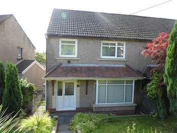 3 Bedrooms Semi Detached House for sale in Old Road, Baglan, Port Talbot, West Glamorgan