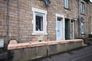 1 Bedroom Ground Flat for sale in Kidd Street, Kirkcaldy, Fife, KY1 2ED